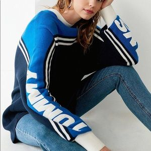 Tommy jeans racing sweater